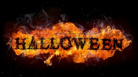 scary-halloween-flames