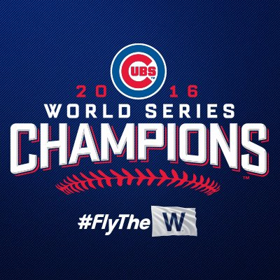 The Curse is Broken; Cubs Win the World Series