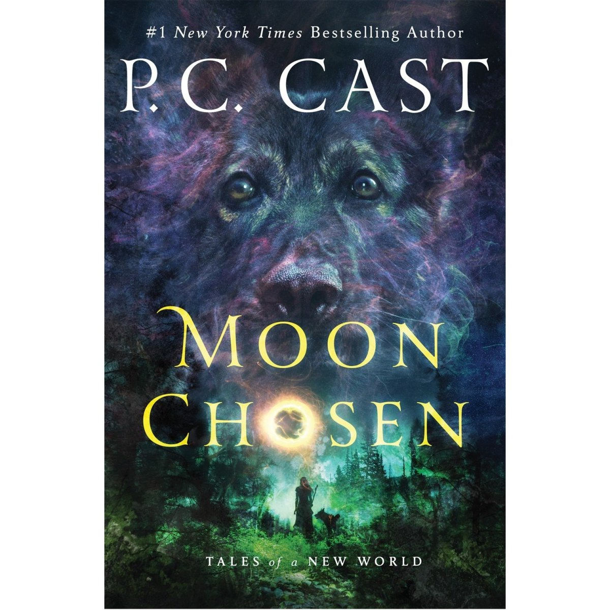 Book Review: Moon Chosen