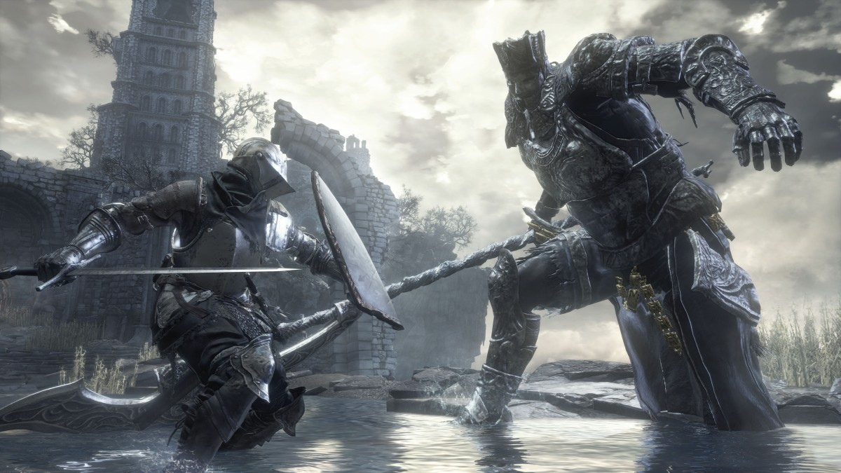 Dark Souls 3: Crafting a PVP build