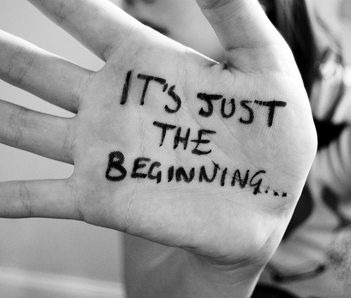 just-the-beginning