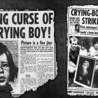 The Crying Boy Curse
