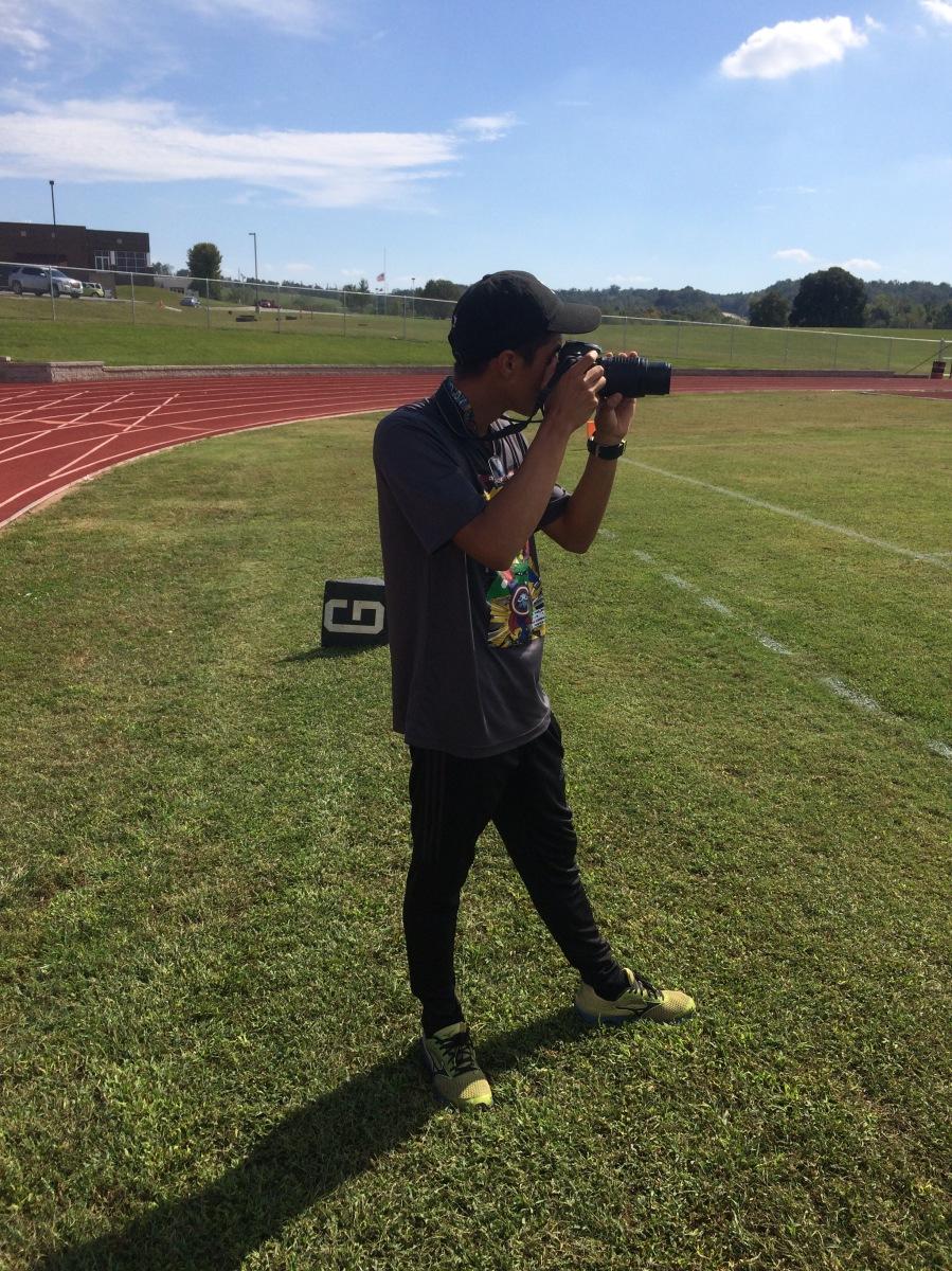 Student Spotlight: Alex Guadarrama