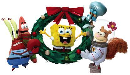 It's_a_SpongeBob_Christmas_art