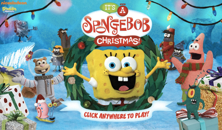 It's_a_SpongeBob_Christmas_game_old_title_screen