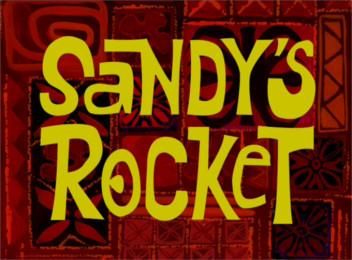 sandysrocket