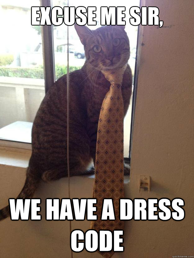 Excuse-Me-Sir-we-Have-A-Dress-Code-Funny-Dress-Meme-Image