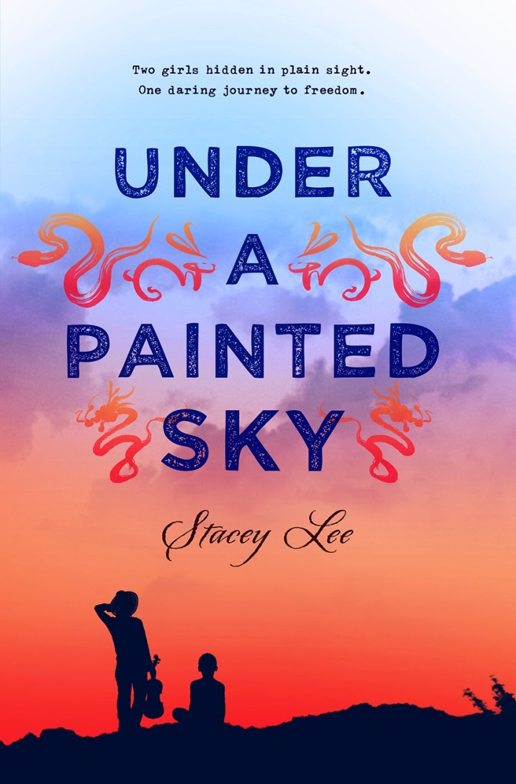 Under-the-Painted-Sky-by-Stacey-Lee-on-BookDragon-via-Bookslut