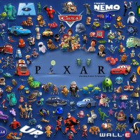 Top 5 Pixar Movies