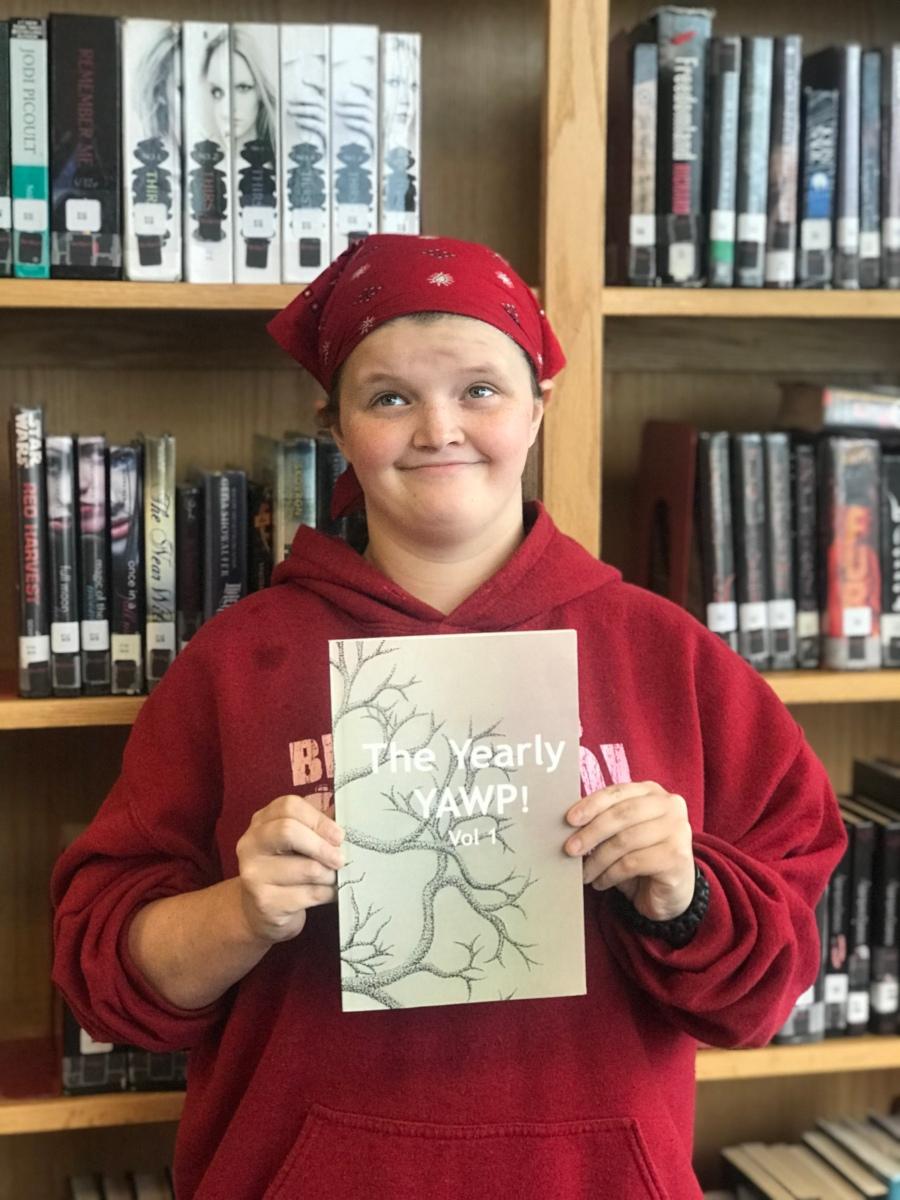 Student Spotlight: Mendy Barnes