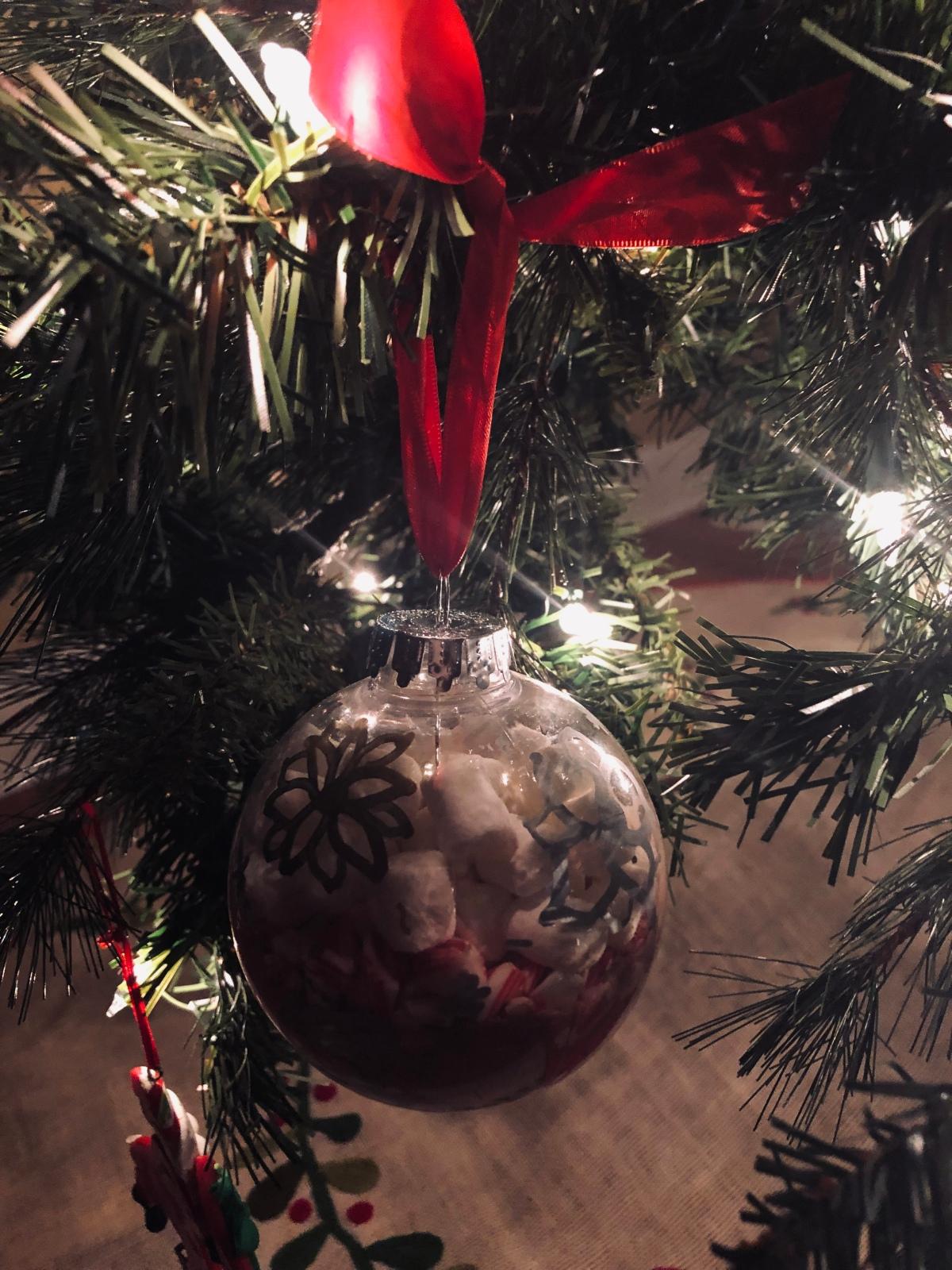 DIY Cocoa Ornament
