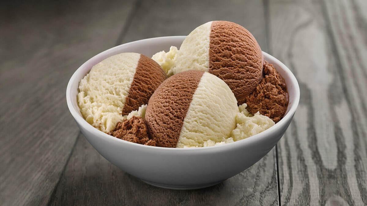Chocolate or Vanilla IceCream
