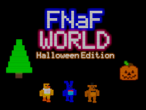 Five Nights at Freddy's Halloween EditionReview