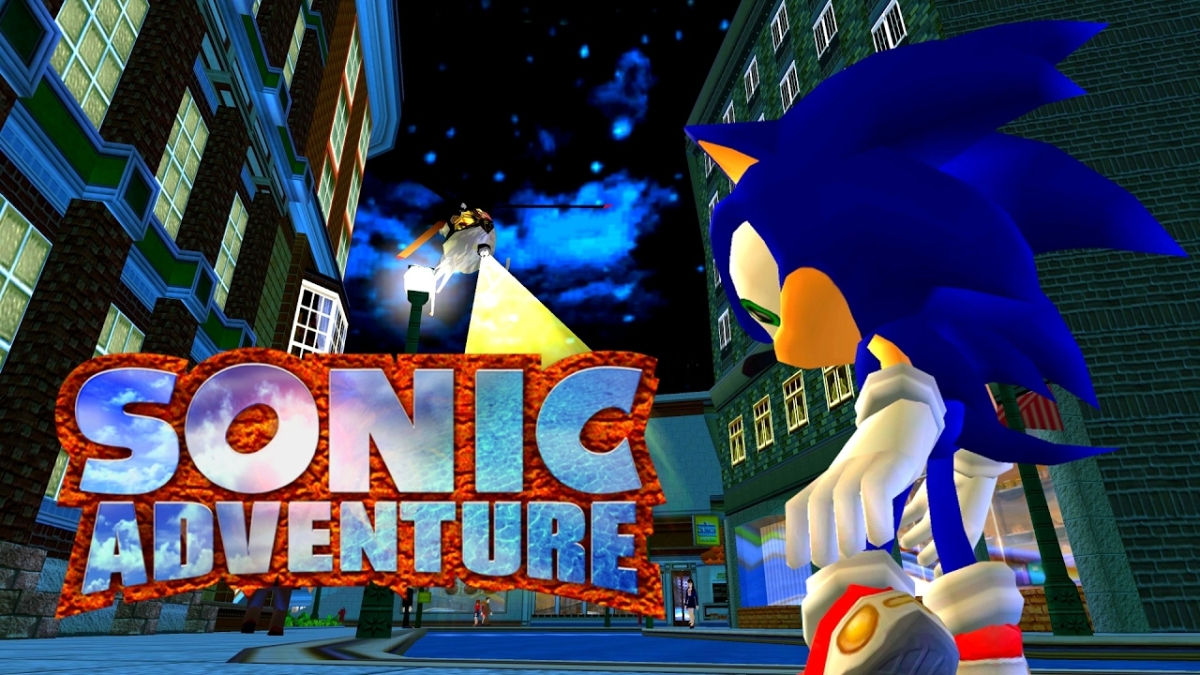 Video Game Review: SonicAdventure